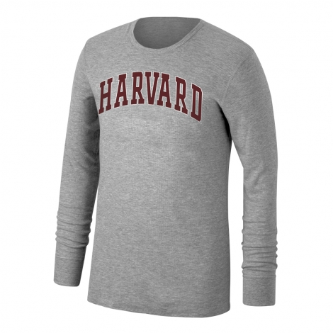 Harvard Top Of The World Thermal Long Sleeve Tee