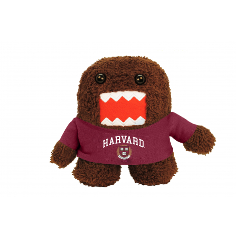 Harvard Domo Plush Toy