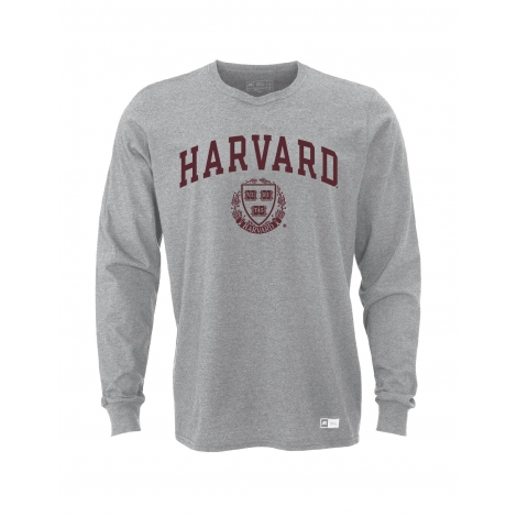 Harvard Long Sleeve Essential Tee