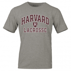 Harvard Lacrosse Essential Performance Tee Shirt