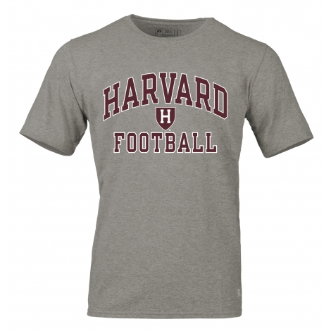 Harvard Football Essential Performance Tee Shirt