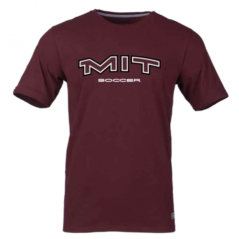 MIT Soccer Essential Short Sleeve Tee Shirt