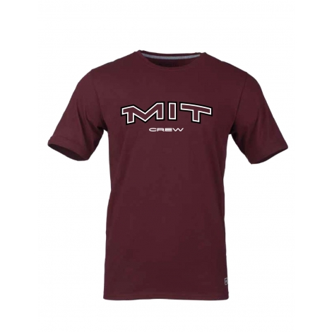 MIT Crew Essential Short Sleeve Tee Shirt