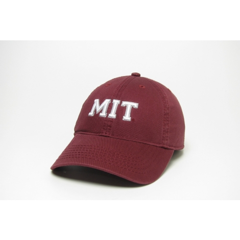 MIT Women's Washed Twill Hat