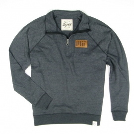 MIT French Terry 1/4 Zip