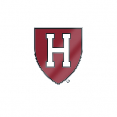 Harvard Athletic H Lapel Pin