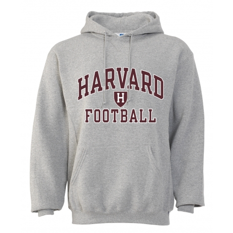 Harvard Oxford Football Hooded Sweatshirt