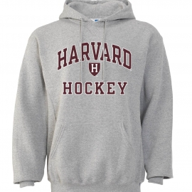 Harvard Hockey Hooded Sweatshirt