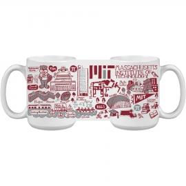 Julia Gash MIT Mug