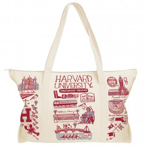 Julia Gash Harvard Weekender Tote