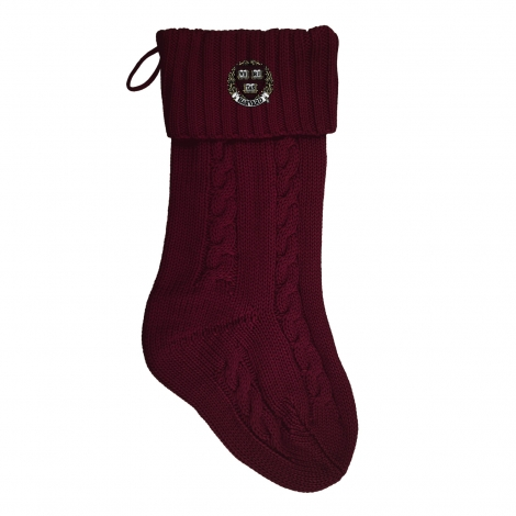 Harvard Cable Knit Stocking