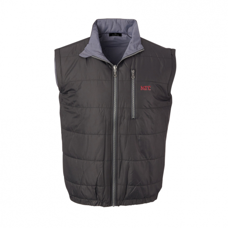 MIT Men's Quilted Reversible Vest
