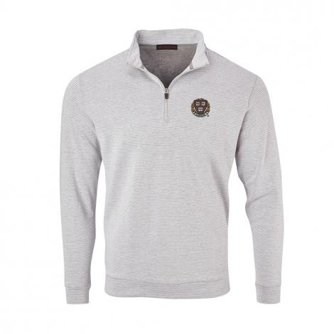 Harvard Men's Luxury Interlock Sweater