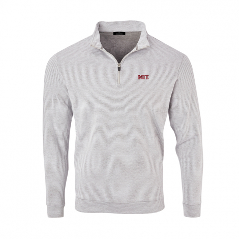 MIT Men's Luxury Interlock Pullover