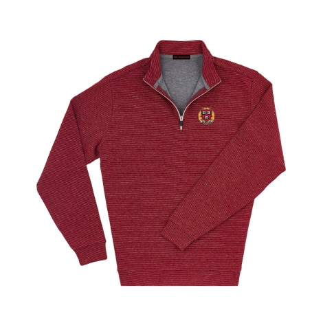 Harvard Men's Luxury Interlock Sweater