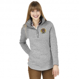 Harvard Women's Hingham 1/4 Snap Sweater Tunic