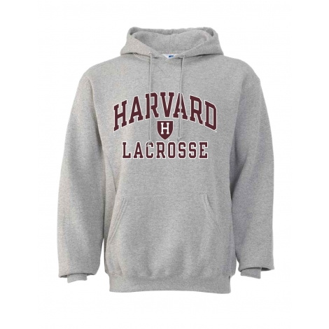 Harvard Lacrosse Hooded Sweatshirt