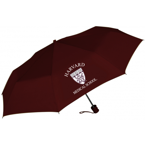 Harvard Medical School Super Pocket Mini Sport Umbrella