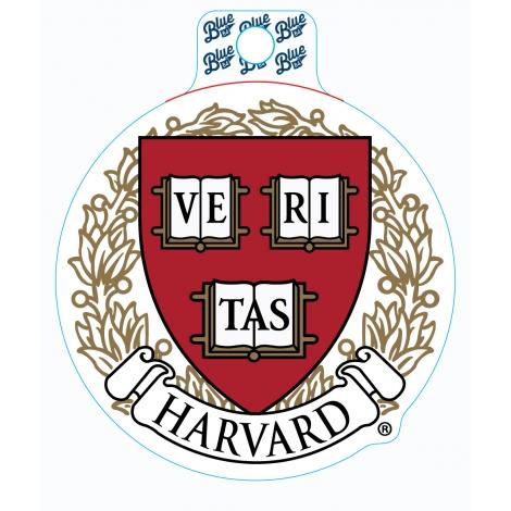 Harvard Veritas Vinyl Sticker