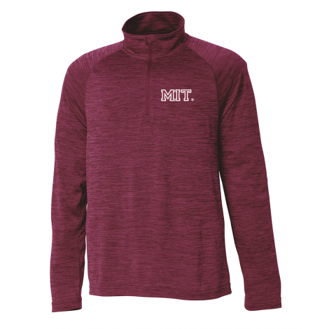 MIT  Youth Space Dye Performance 1/4 Zip Pullover