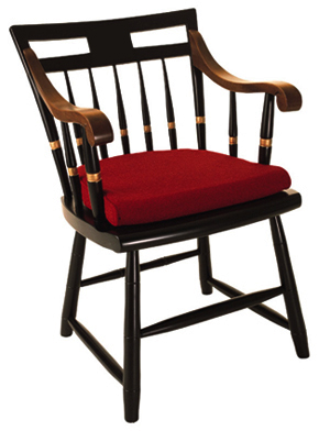 The Original Harvard Chair Silkscreened