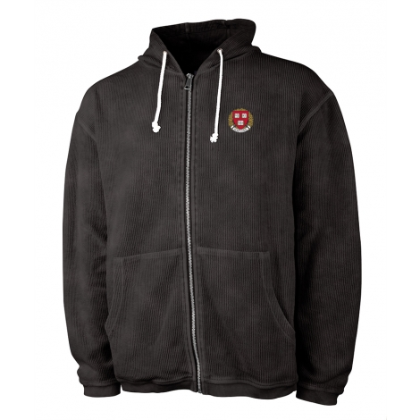 Harvard Men's Full Zip Camden Hood