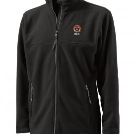 Harvard Dad Charles River Men's Full Zip Fleece Jacket