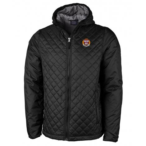 Harvard Lithium PrimaLoft Hooded Quilted Jacket