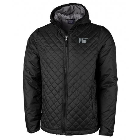 MIT Lithium PrimaLoft Hooded Quilted Jacket