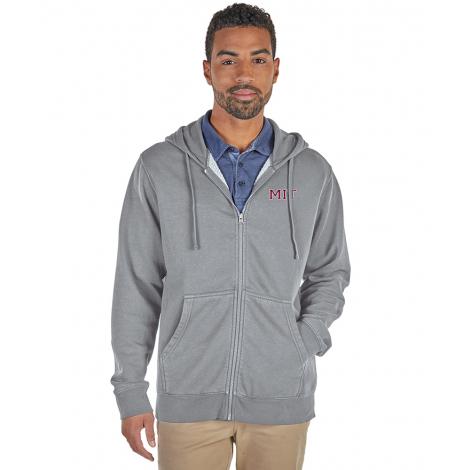 MIT Clifton Full Zip Hooded Sweatshirt
