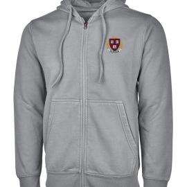 Harvard Clifton Full Zip Hooded Sweatshirt