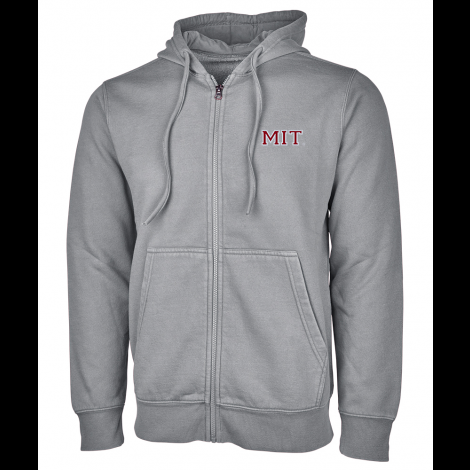 MIT Clifton Full Zip Hooded Sweatshirt