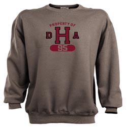Property of DHA Class of 1995 Sweatshirt