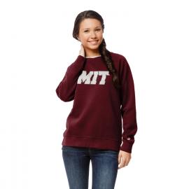 MIT Women's Academy Crew Neck Sweatshirt