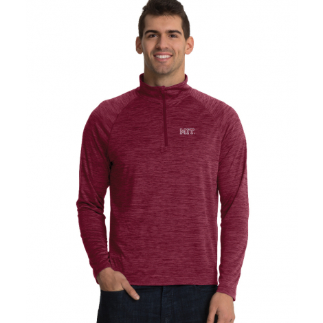 MIT Space Dye Performance Pullover