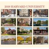 Harvard Calendar.2019 Harvard Desk Calendar