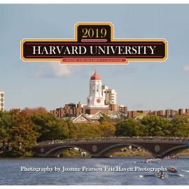 2019 Harvard Wall Calendar