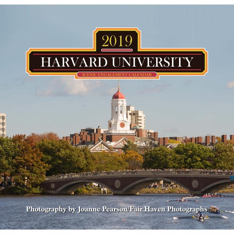 Harvard Calendar.2019 Harvard Wall Calendar