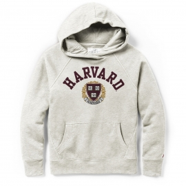 Women's Harvard Academy Hooded Sweatshirt