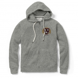 Women's Harvard Academy Full Zip Hooded Sweatshirt