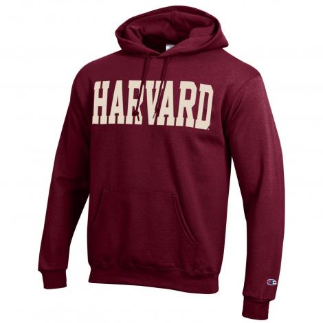 Harvard Champion Eco Powerblend Hooded Sweatshirt