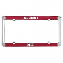 MIT Alumni License Plate Frame