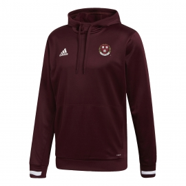 Harvard Adidas Team Hooded Sweatshirt