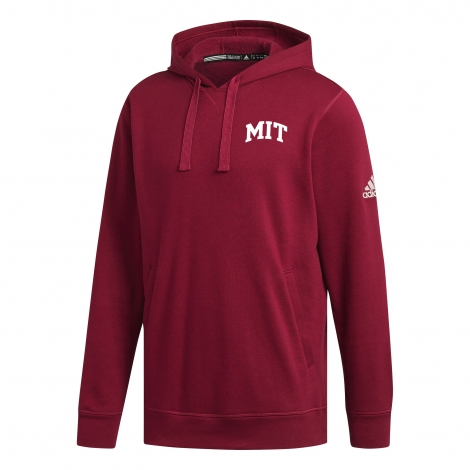MIT Adidas French Terry Hooded Sweatshirt