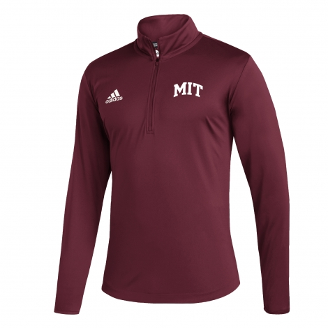 MIT Adidas Under The Lights Quarter Zip Pullover
