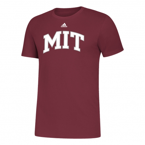 MIT Adidas Short Sleeve Amplifier Tee