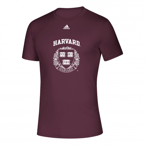 Harvard Adidas Short Sleeve Creator Tee Shirt