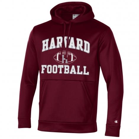 Harvard Football Hooded Sweatshirt