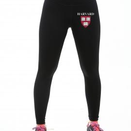 Via Prive Harvard Women's Leggings