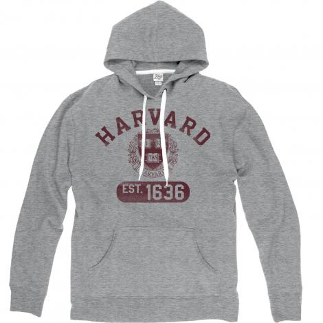 Harvard Men's Hermosa Hooded Sweatshirt